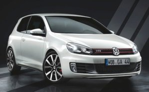 Volkswagen Golf GTI Adidas Edition