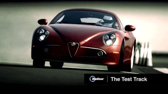 Gran Turismo 5 Stig Top Gear Track
