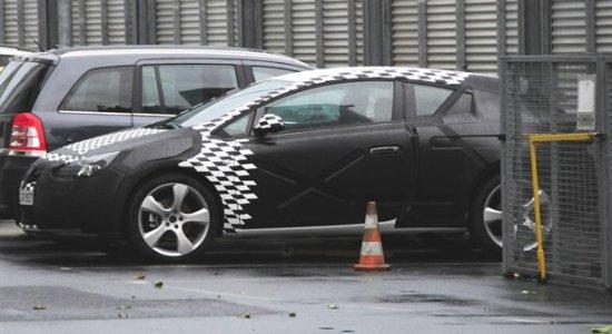 Vauxhall Astra Sport Hatch Prototype