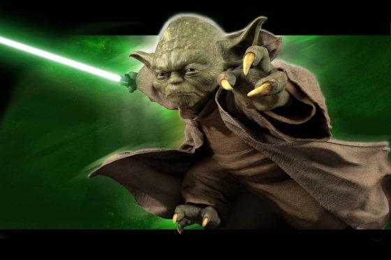 Yoda Tom Tom