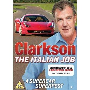 Jeremy Clarkson Italian Job