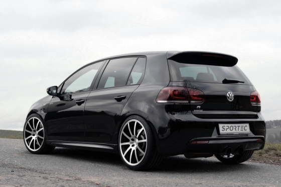 APS Volkswagen Golf R