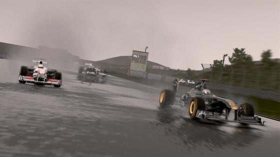 Codemasters F1 2011
