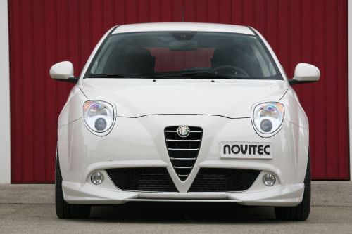Novitec Rossa Alfa Romeo MiTo