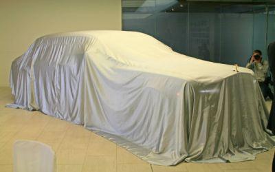 Rolls Royce Phantom Series II Launch