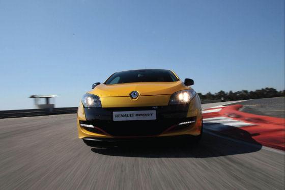 Renaultsport Track Days 2012