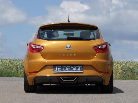 JE Design SEAT Ibiza 2012