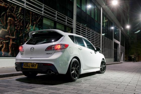 Mazda3 MPS Rear
