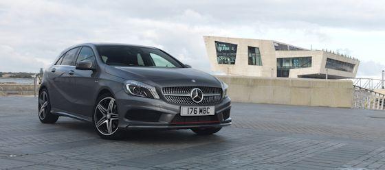 Mercedes-Benz A250 AMG Sport