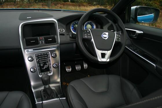 Volvo XC60 D5 Polestar Dashboard