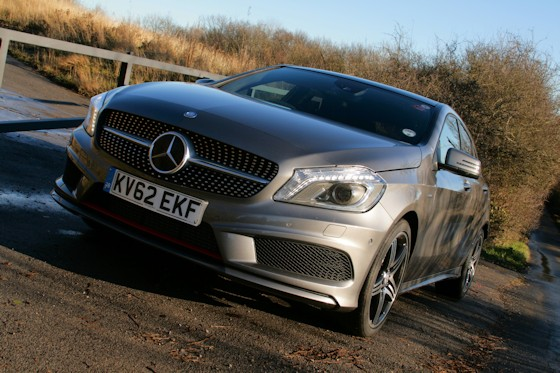 Mercedes-Benz A250Engineered By AMG