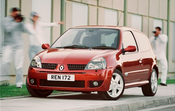 2001 Renaultsport Clio 172