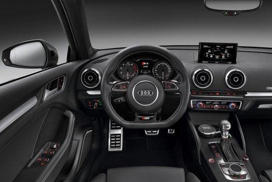 Audi S3 Sportback 2013 Interior