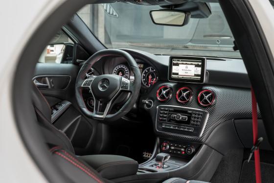 Mercedes-Benz A45 AMG Interior