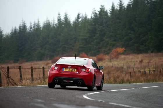 Toyota GT86 2013 Review