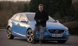 Volvo Commuter Hijack