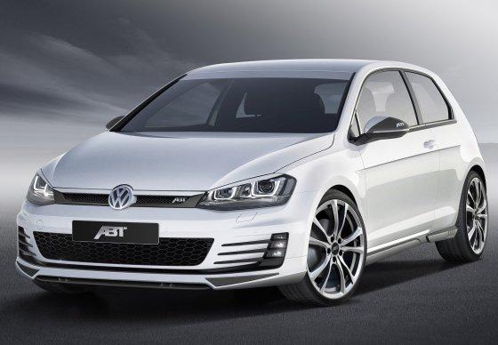 ABT Volkswagen Golf GTD VII