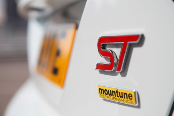 Ford Mountune Upgrades