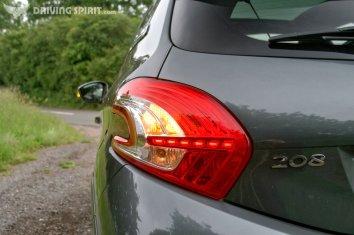 Peugeot 208 GTI Tail Light