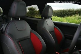 Peugeot 208 GTI Seats