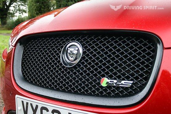 Jaguar XFR-S Front Grille