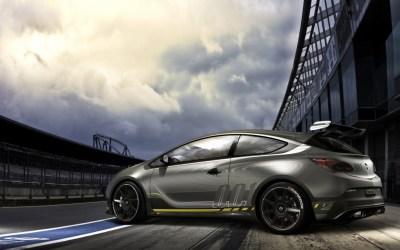 Astra VXR Extreme – Carbon Fibre FTW!
