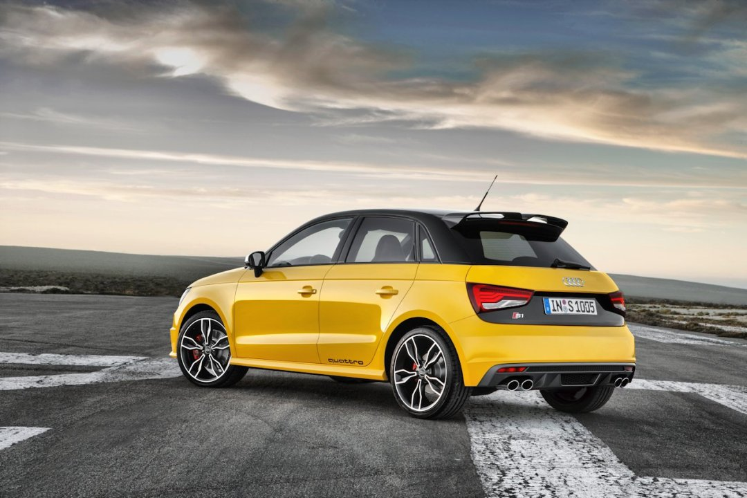 Audi S1, The Pint-Sized Quattro