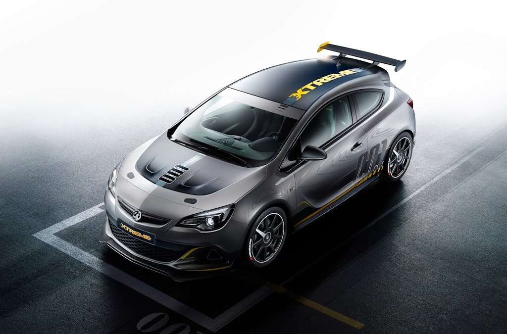 Vauxhall Teases With Faster Astra VXR