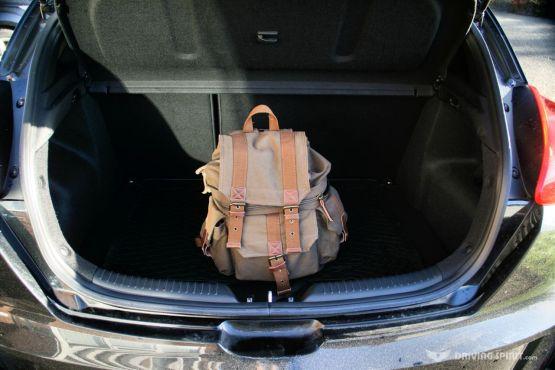 Kia Proceed GT Boot Space