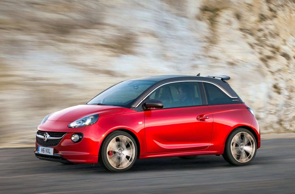 Vauxhall Charges Adam S