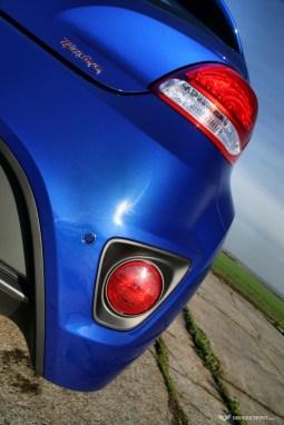 Hyundai Veloster Turbo Rear Lights