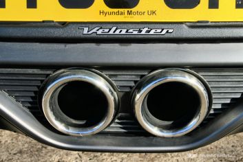 Hyundai Veloster Turbo Exhaust