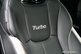Hyundai Veloster Turbo Front Seat
