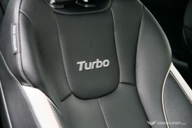 Hyundai Veloster Turbo Front Seat