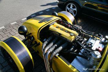 Car Cafe - Zetec Power
