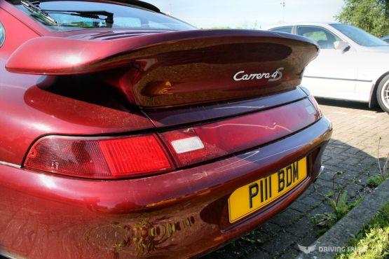 Car Cafe - 911 Carrera 4S
