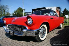 Car Cafe - Ford Thunderbird