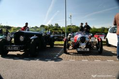Car Cafe - Morgan meets Bentley