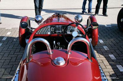 Car Cafe - Morgan 3-wheeler