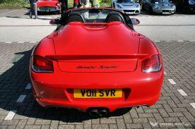Car Cafe - Porsche Boxster Spyder
