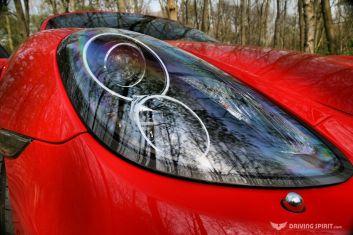 Porsche Boxster 981 Headlight