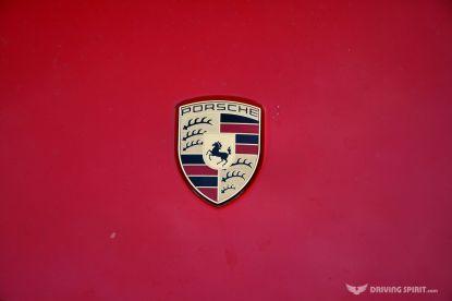 Porsche Boxster 981 Front Badge