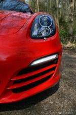 Porsche Boxster 981 Front Lights