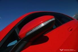 Volkswagen Golf GTD Door Mirror (2014)