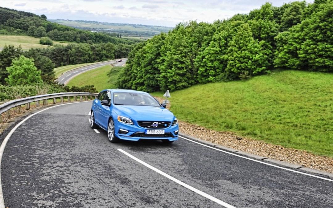 Volvo V60 Polestar – 10 Minute Test