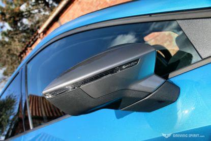 SEAT Leon FR TDI 184PS Door Mirror
