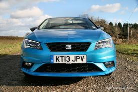 SEAT Leon FR TDI 184PS Front