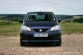 SEAT Mii Toca Front (2014)