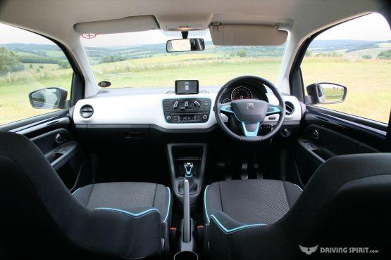 SEAT Mii Toca Interior (2014)