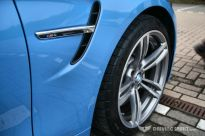 BMW M4 Badge